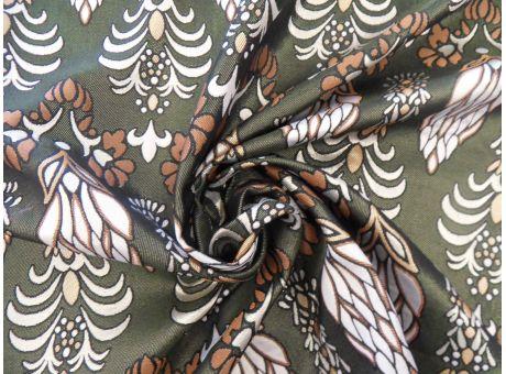 Żakard Sorella wzór dwa kolory