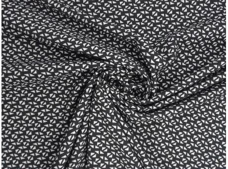 Bawełniany żakard Pinko trójkąty