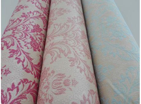 Żakard Sorella - Eleganckie ornamenty - Trzy kolory!