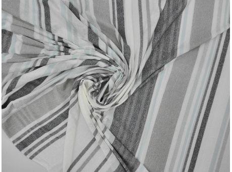 Dzianina Mizard - Pastelowe pasy - Dwa kolory!