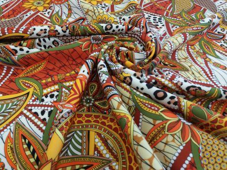 Poli Sorella etniczne wzory 2 kolory