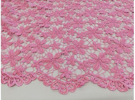 Gipiura Maxmara- różowe kwiaty