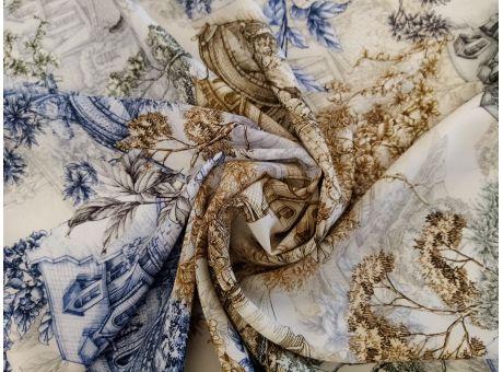 Jedwab Sygnowany - Domy W Stylu Dior