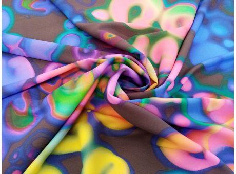 Jedwab Sygnowany - Kolorwe Bąbelki