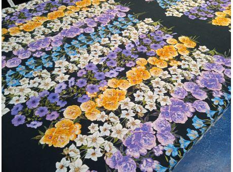 Bawełna Sorella kwiatowy raport