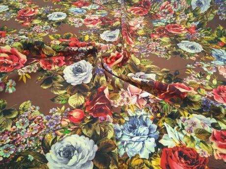 Poli Sorella kwiatowa kompozycja 3 kolory