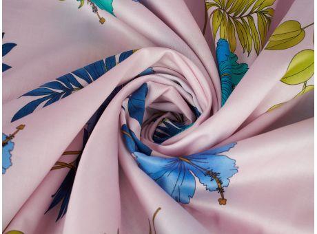 Bawełna Sorella - Tropikalne Kwiaty
