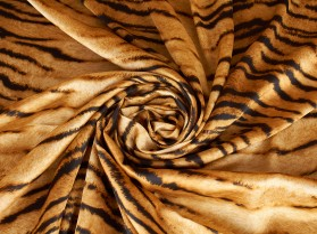 Poli Sorella tiger print