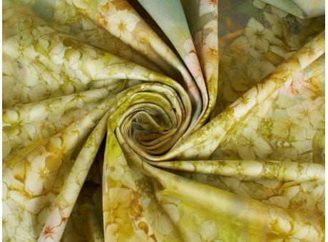 Bawełna Boario kwiatowy raport