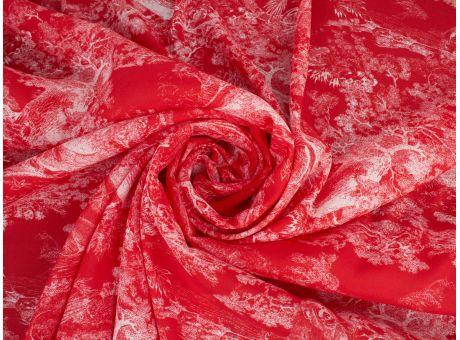 Jedwab sygnowany Dior Style 4 kolory!