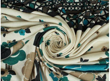Dzianina Click sarenki 3 kolory