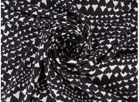 Jedwab sygnowany dwa kolory Dior style