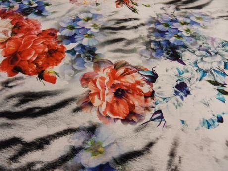 Litchi Kwiaty na Safari